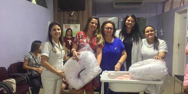 Maternidade Santa Fé abre Agosto Dourado com palestra sobre amamentação