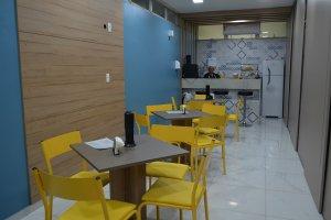 Clínica Santa Fé inaugura cafeteria para pacientes